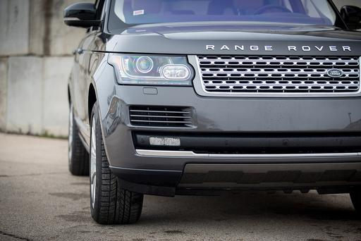2016 Land Rover Range Rover Review