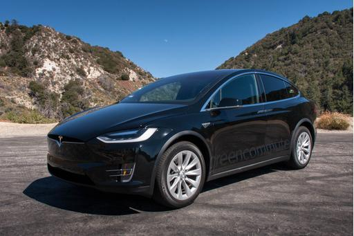 5-Star SUVs: 2018 Tesla Model X, Volvo XC90 Earn Top Crash Ratings