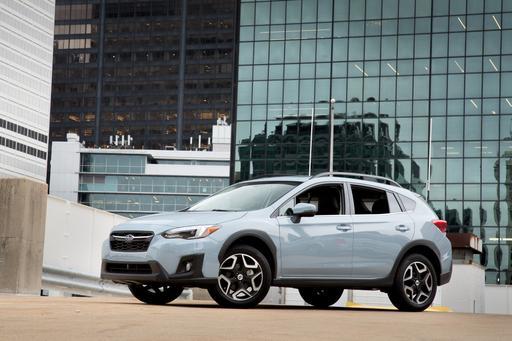 2018 Subaru Crosstrek: Urban Family Vehicle