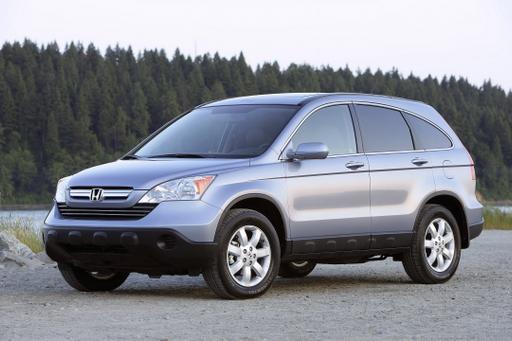 2007-2009 Honda CR-V Locking Problems
