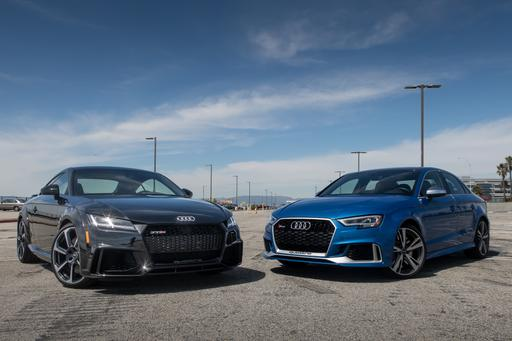 2017 Audi RS 3 Vs. 2018 Audi TT RS: Performance at a Price