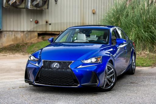 2017 Lexus IS: Should I Buy the Turbo Four-Cylinder or V-6?