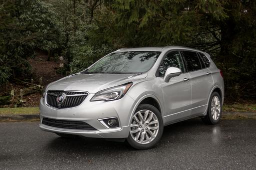 2019 Buick Envision First Drive: More of the Same