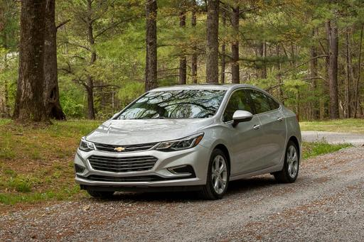 Our View: 2017 Chevrolet Cruze
