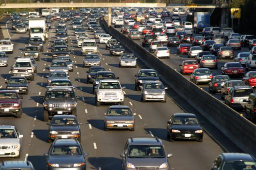 Thanksgiving Traffic: Highways Stuffed With Turkey Day Travelers