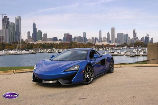 2018 McLaren 570S Spider: An Everyday Supercar?