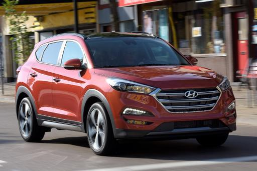 What's Changed for the 2018 Hyundai Tucson: Lower Price, Tech Upgrades