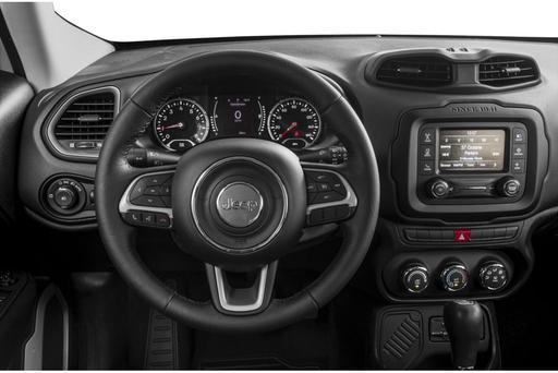 2017 Jeep Renegade: Recall Alert