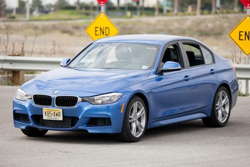 Does the 2013 BMW 3 Series Come With a Spare Tire?