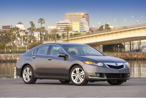 2009-2011 Acura TSX Oil Issue