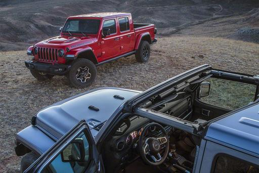 2020 Jeep Gladiator: More Than a Wrangler Pickup