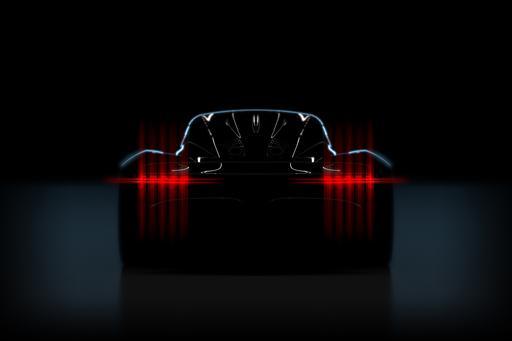 Aston Martin Promises 'Practical' Hypercar in Geneva-Bound 003
