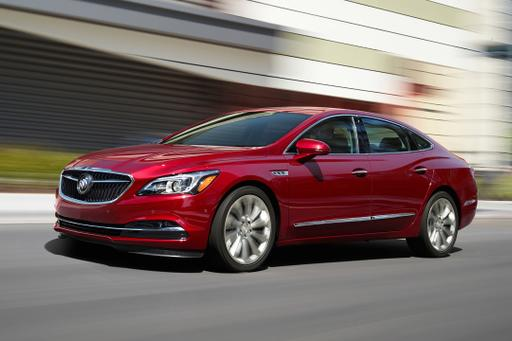 2018 Buick LaCrosse Gets Mild Hybrid, Lower Base Price