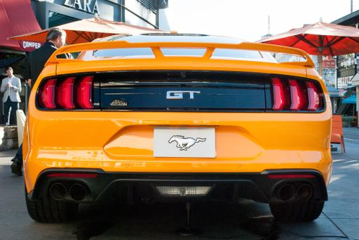 2018 Ford Mustang GT Review: First Impressions and Gallery