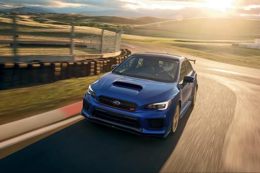 Subaru Launches Limited-Edition 2018 WRX STI Type RA, BRZ tS