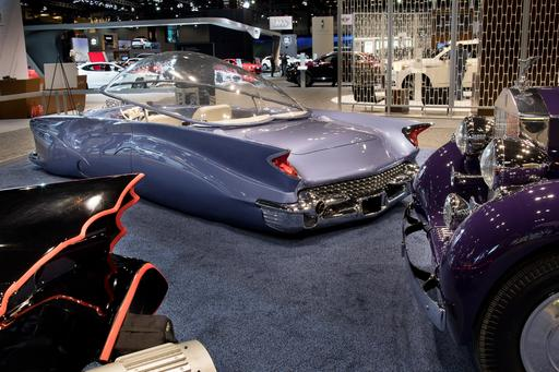 5 Things You Can't Miss at the 2018 Chicago Auto Show