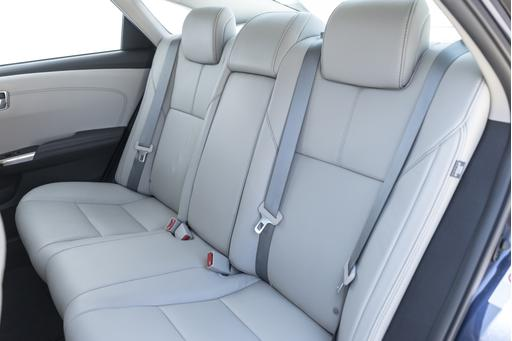 Why Don't All Full-Size Sedans Have Fold-Down Rear Seats?