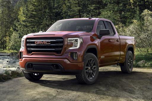 2019 GMC Sierra 1500 Elevation Tops What's New on PickupTrucks.com