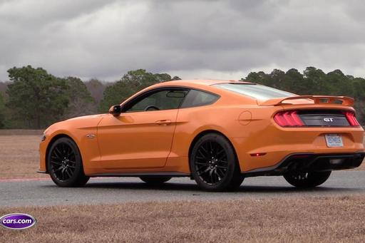 No Replacement for Displacement: Ford Mustang GT Performance Pack Video