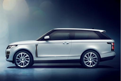 2019 Range Rover SV Coupe: More Exclusivity, Fewer Doors
