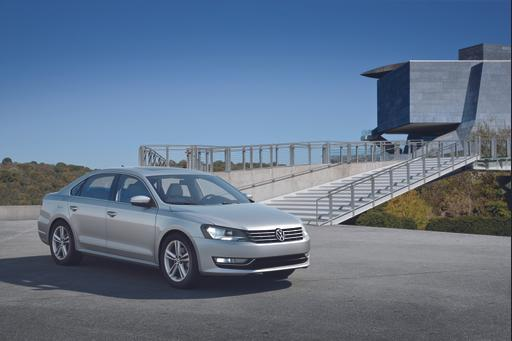2009-2012 Volkswagen Passat, Touareg Diesel Issue