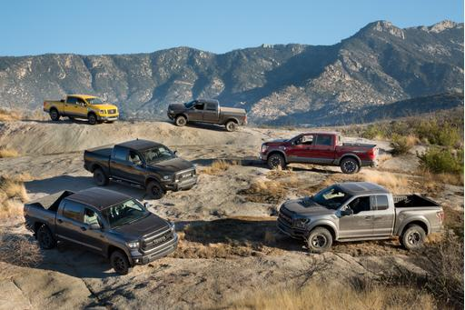 2017 Monster Factory Off-Road Challenge: PickupTrucks.com