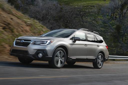 2018 Subaru Outback Preview