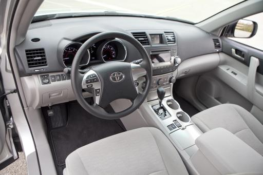 So, You're Driving Along in Your Toyota Highlander and the Steering Wheel Pops Off ...