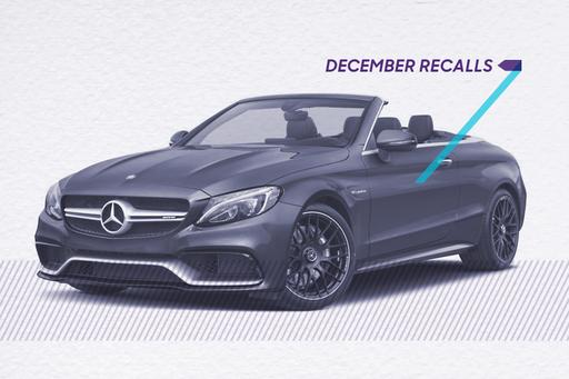 Recall Recap: The 5 Biggest Recalls in December