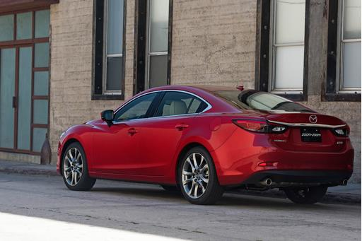 2017 Mazda6: First Look