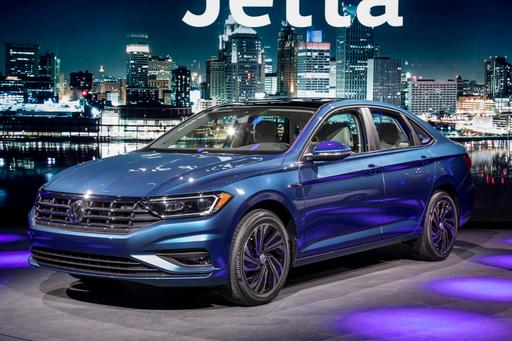 2019 VW Jetta Scores Big Boost in Mileage Ratings