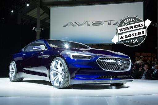 2016 Detroit Auto Show Winners and Losers: Concept Cars