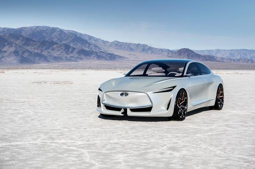 Infiniti Q Inspiration Concept a Car James Bond's Q Could Get Behind