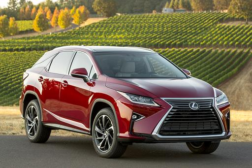2018 Lexus RX: What's Changed