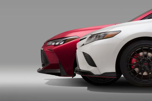Next Up for Toyota's Racy TRD Treatment Are the ... Avalon and Camry?