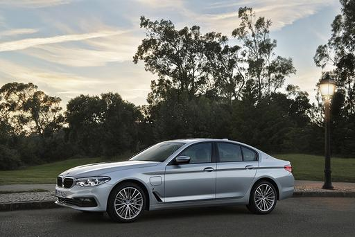 BMW to Show iPerformance Line in New York