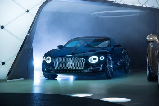 Bentley EXP 10 Speed 6 Concept Photo Gallery (11 Photos)