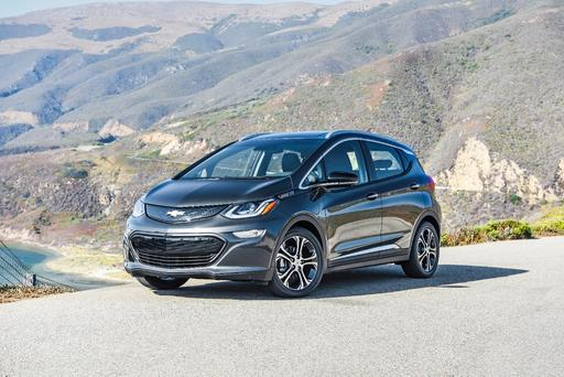 GM Throws Weight Behind Nationwide Electric-Car Quota
