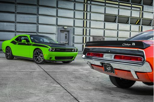 Report Dodge Will Offer All Wheel Drive Challenger For 2017