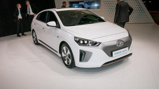 2017 Hyundai Ioniq: First Impressions