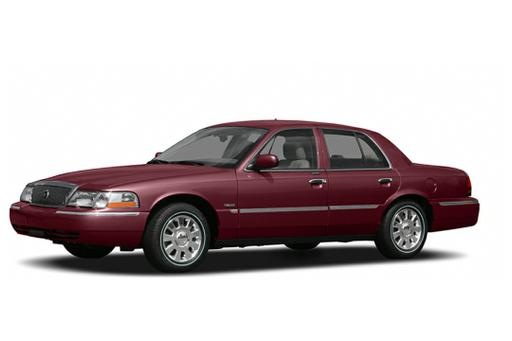 Recall Alert: 2003-2005 Ford Crown Victoria, Mercury Grand Marquis