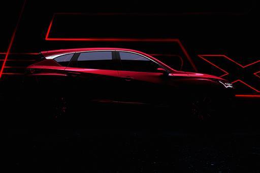 Acura RDX Prototype to Reveal New Brand Look in Detroit