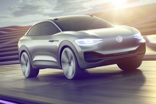 Volkswagen I.D. Crozz Concept Preview