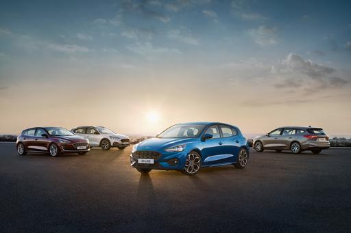 2020 Ford Focus: Slimmer Outside, Roomier Inside