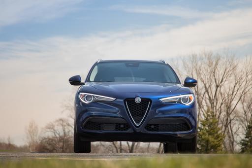 Stel, Stel, Stelvio! 2018 Alfa Romeo Stelvio Photo Gallery