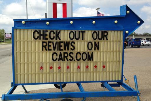 Cars.com Hits 1 Million Dealer Reviews