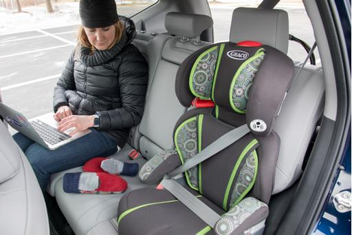 How Do Car Seats Fit in a 2019 Honda CR-V?