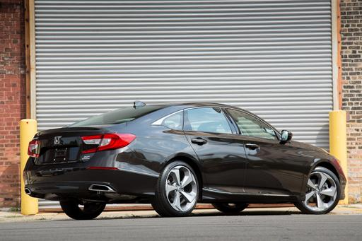 2018 Honda Accord Review: First Drive