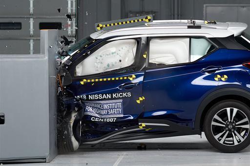 Top Safety Pick Twofer: Nissan Kicks, Sentra Both Get Crash Credentials