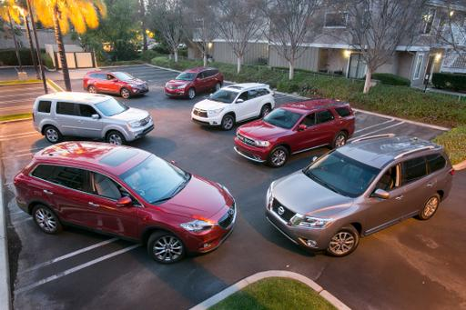 What's the Best 3-Row SUV for $40,000?